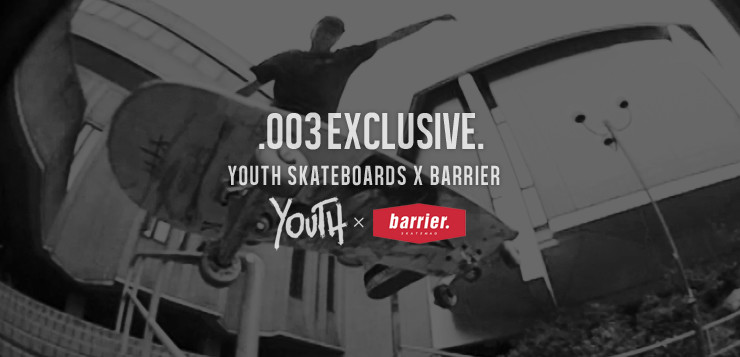 Youth x Barrier