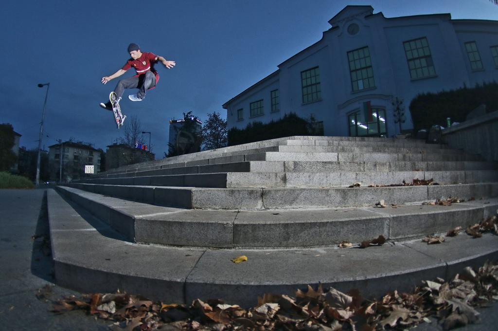 Michał Mazurkiewicz / 360 flip