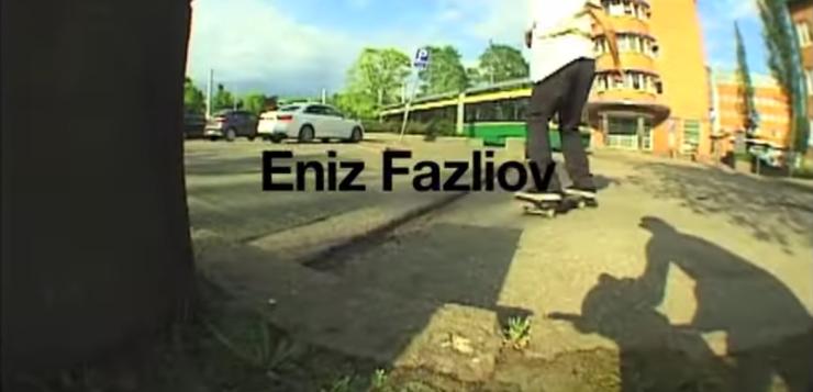 Eniz Fazliov Free part