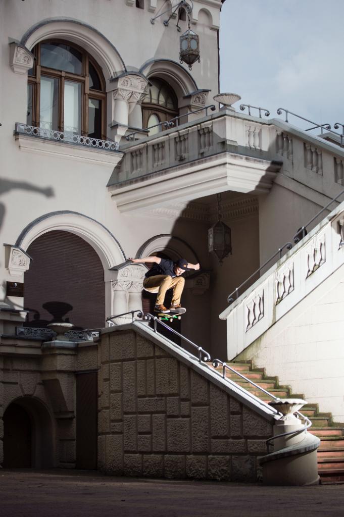 Adam Kowalski / Ollie / Foto: Jacek Jakubowski