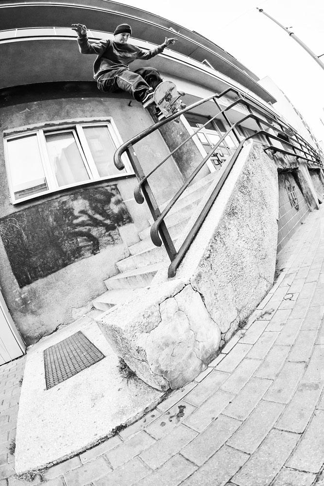 Fs feeble / Łódź / foto: Kuba Bączkowski
