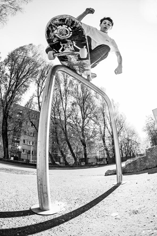 Gap to bs smith / Warszawa