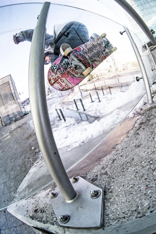 Michal Juraś / bs wallride